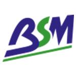 Logo de la société BSM